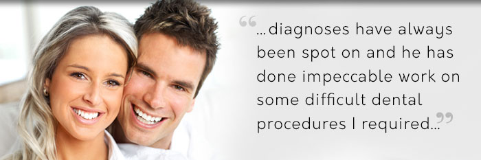 Patient Testimonal for Alan Sheiner